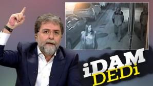 Ahmet Hakan'dan idam cezası hatırlatması