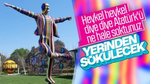 CHP'li belediye Atatürk heykelini kaldırma kararı aldı