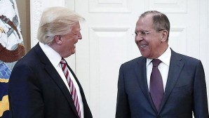 Trump Rusya Dışişleri Bakanı Lavrov ile görüşecek