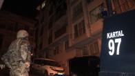 İstanbul'da suç örgütüne şafak operasyonu
