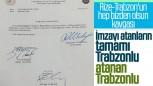 Rizelilerin tepki gösterdiği Trabzonlu kadrolaşması