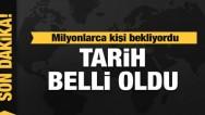 TOKİ – Sosyal Konut Projesi kura tarihleri belirlendi.