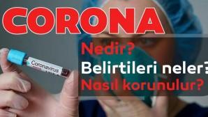 Corona virüsü nedir? Belirtileri Nelerdir? Nasıl Korunulur?