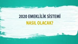 Emeklilik sisteminde reform yapılacak!