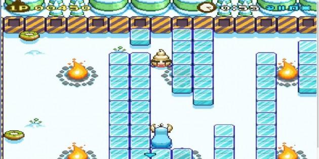Neşeli Dondurmalar 1 oyunu oyna