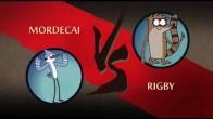 Rigby ve Mordekay: İkiz Yumruk Dövüşü