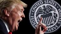 Trump: Fed'in faiz artırımı hata idi.