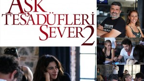 Aşk Tesadüfleri Sever 2 2020 film fragmanı ve tanıtımı