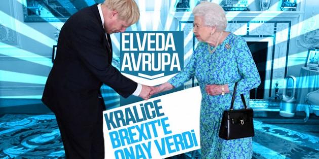 İngiltere'de Brexit süreci sona erdi.