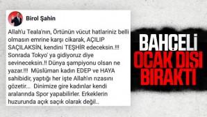 MHP, O belediye Başkanı hakkındaki kararını verdi.
