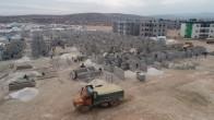 Türkiye'den İdlib'e 10 bin briket ev