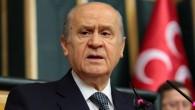 MHP Lideri Bahçeli: dökülen kanın bedeli ödenmeli