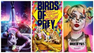 Yırtıcı Kuşlar – Birds of Prey 2020 film fragmanı ve tanıtımı