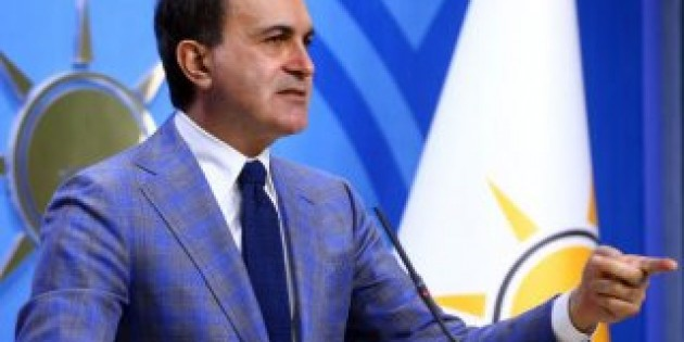 AK Parti Sözcüsü Ömer Çelik'ten Kılıçdaroğlu'na cevap!