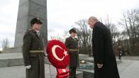 Erdoğan'ın Meçhul Asker Anıtı ziyareti