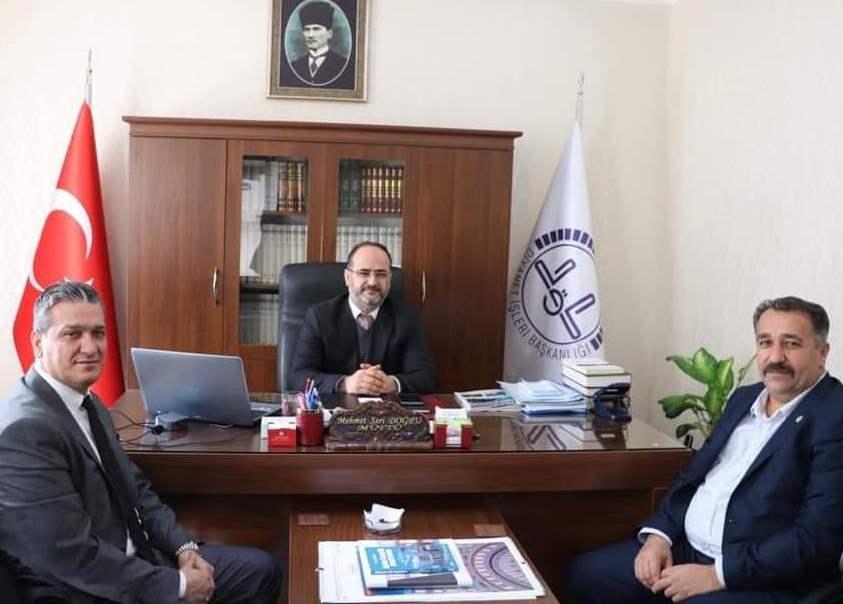 Cumhur İttifakı'na Belen'de muhtarlardan tam destek! Resmi Daire Ziyaretleri (3)