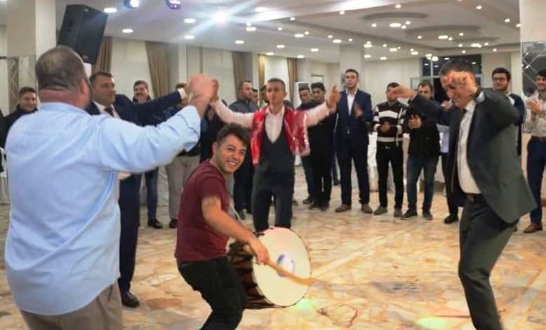 Cumhur İttifakı'na Belen'de muhtarlardan tam destek! asker eğlencesine katıldılar (1)