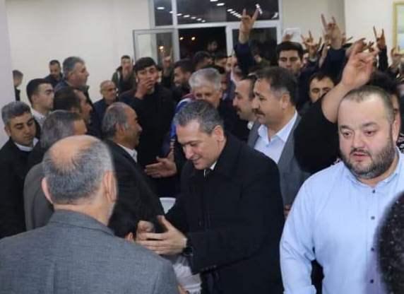 Cumhur İttifakı'na Belen'de muhtarlardan tam destek! asker eğlencesine katıldılar (3)