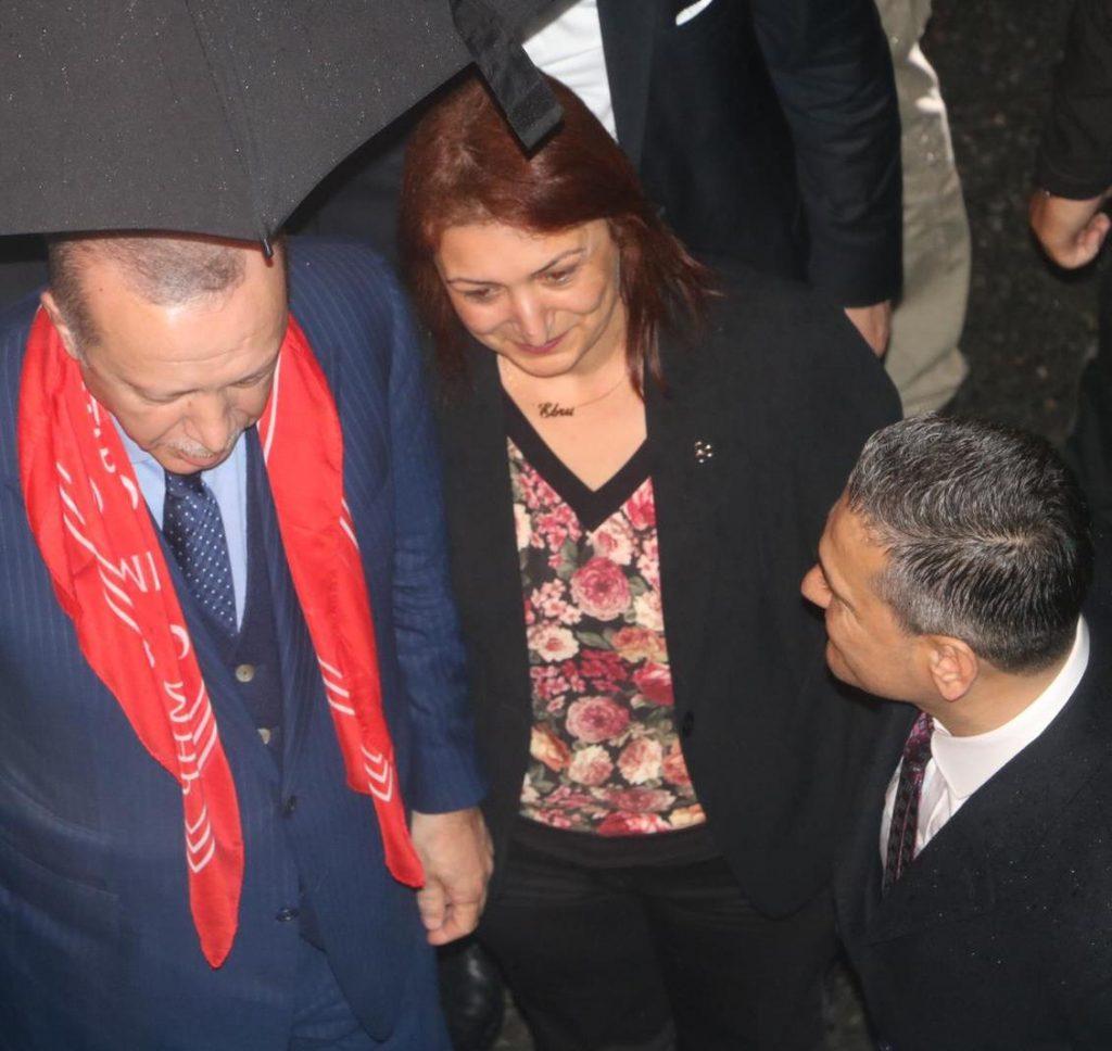 """Tarihte bir ilk """"Cumhurbaşkanı Erdoğan Belen'de"""" (3)"""