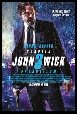 John Wick 3 Parabellum - Chapter 2019 aksiyon sinema filmi türkçe dublaj altyazılı fragmanı (1)