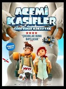 Novice Explorers Our Mission Kocaayak 2019 animasyon sinema filmi türkçe dublaj altyazılı fragmanı izle (2)