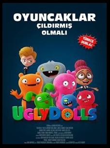 Ugly dolls - Çirkin Bebekler 2019 animasyon sinema filmi türkçe dublaj altyazılı fragmanı izle (1)