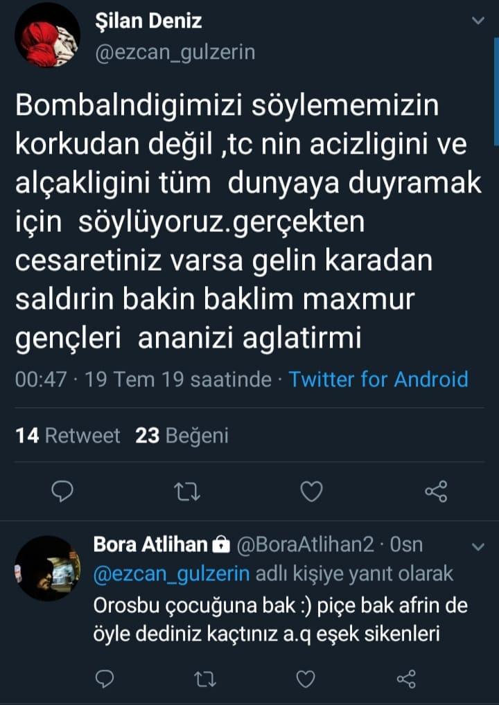 TSK tarafından PKK'nın Mahmur kampını imha etti.