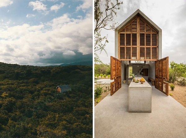 """Meksika'nın Casa Tiny Evleri """"Eşsiz Minimal Mimari"""" Fiyatı 221 dolar"""