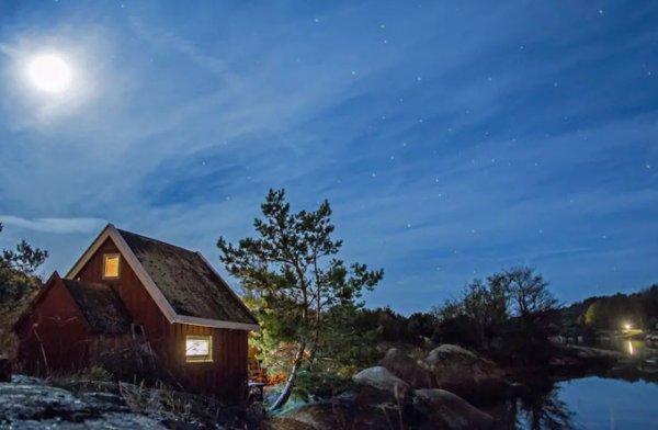 """Norveç'in Kişiye Özel Ada Evleri """"Ada Cenneti"""" Fiyatı 4 Bin 290 dolar"""