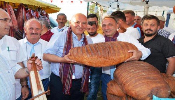 Meşhur Trabzon Ekmeği. Aile Boyu