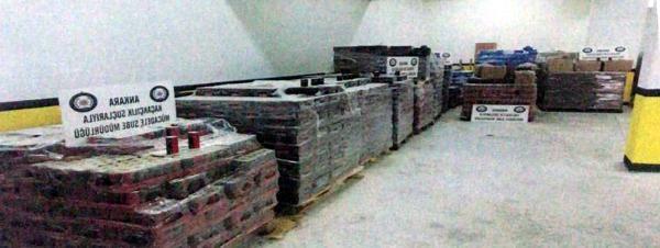Ankara'da kaçak ilaç operasyonu