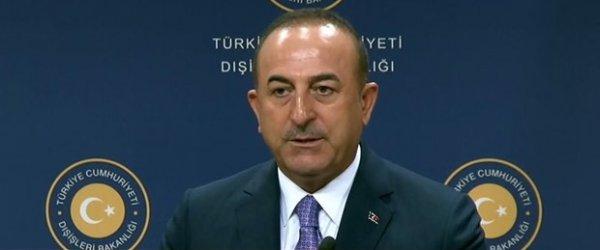 Bakan Çavuşoğlu'dan güvenli bölge değerlendirmesi