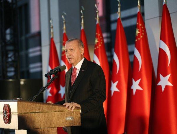 Cumhurbaşkanı Erdoğan'ın 30 Ağustos mesajları