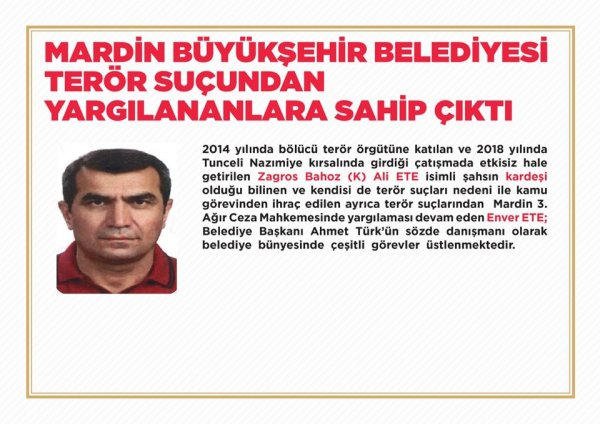Kayyum atanan HDP'li belediyelerle ilgili gerekçeli karar