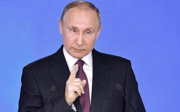 Putin: ABD kontrolsüz silah yarışına yol açabilir