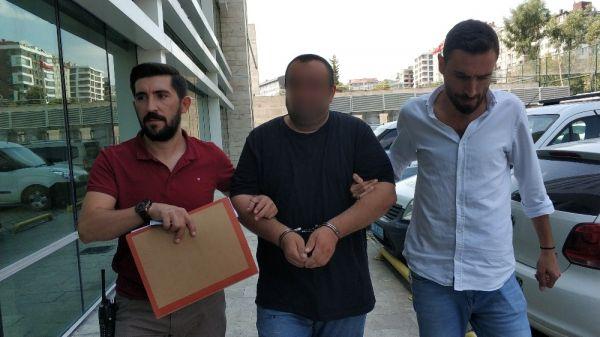 Samsun'da babasından bıçak zoruyla 300 lira gasbetti