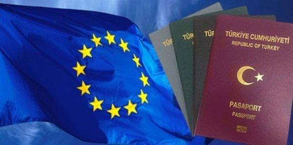 Erdoğan'dan AB ile vize serbestisi hakkında genelge