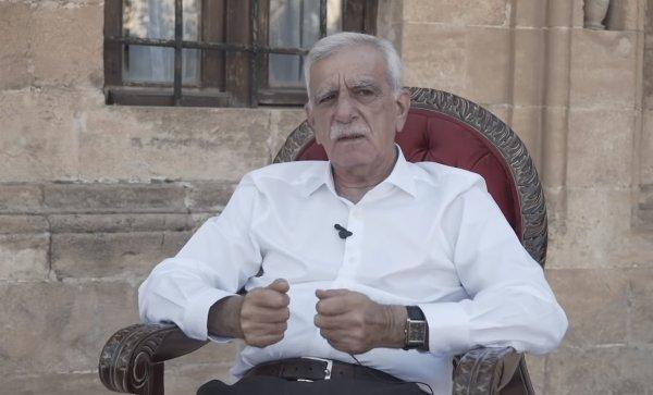 Ahmet Türk hendek olaylarını yanlış bulduğunu söyledi