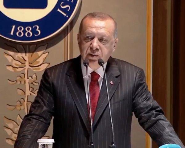 Cumhurbaşkanı Erdoğan: Cesur ve kararlı adımlar atacağız