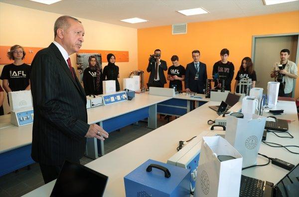 Erdoğan, CHP'nin kalesi Kadıköy'de