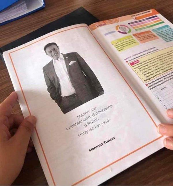Mahmut Tuncer, kitaptaki esprisi hakkında konuştu