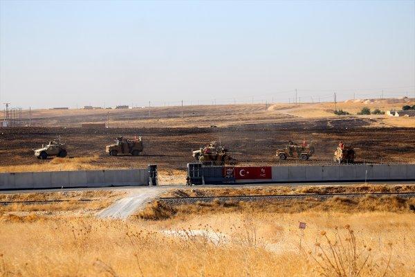 Suriye'de ikinci ortak kara devriyesi tamamlandı