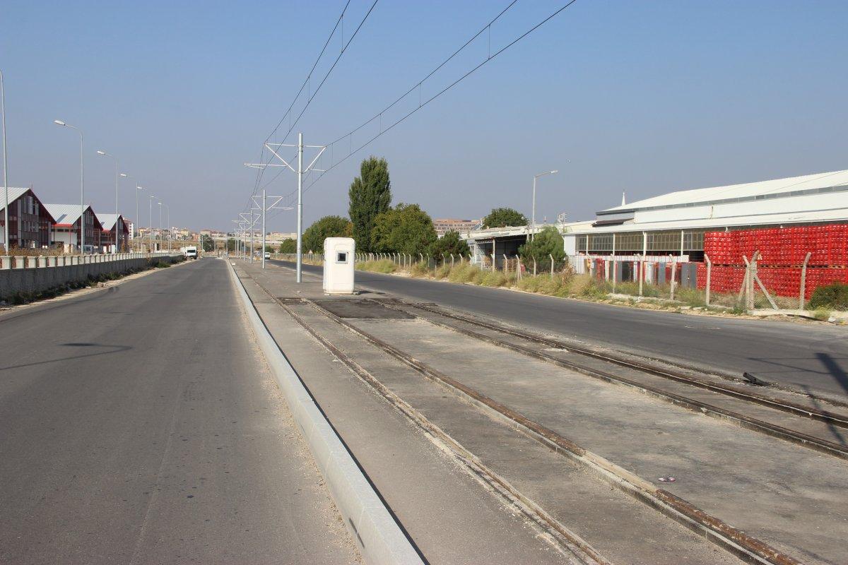 Eskişehir'de trafikte Türk şakası