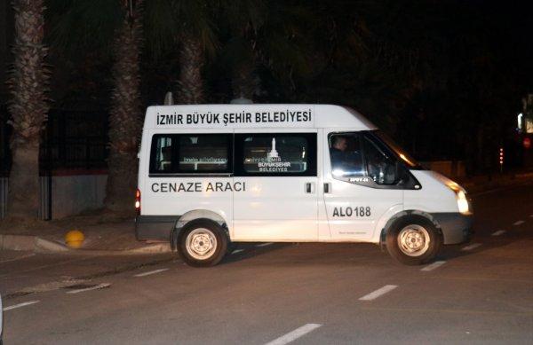 İzmir'de cezaevinden izinli çıkan şahıs sevgilisini öldürdü