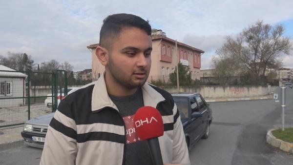 Arnavutköy'de drift yapan iki kişiye 5 bin lira ceza