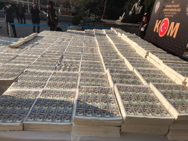 İstanbul'da operasyon: 127 milyon 500 bin sahte dolar