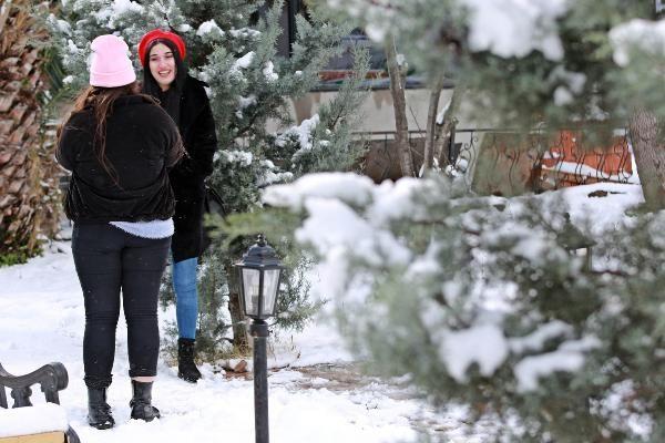 Karadeniz'de kar esareti; okullar tatil -4