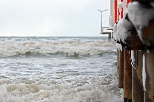 Karadeniz'de kar esareti; okullar tatil -9